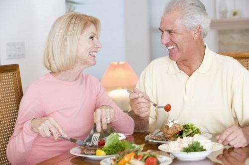 người già thích ăn gì