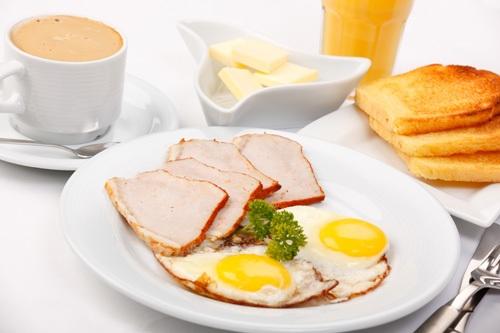 Bữa ăn sáng của người Mỹ